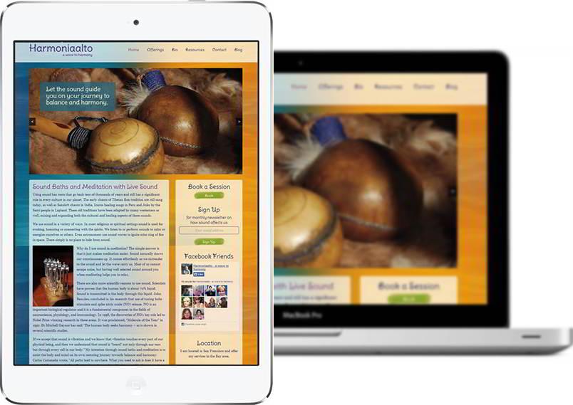harmoniaalto.com image